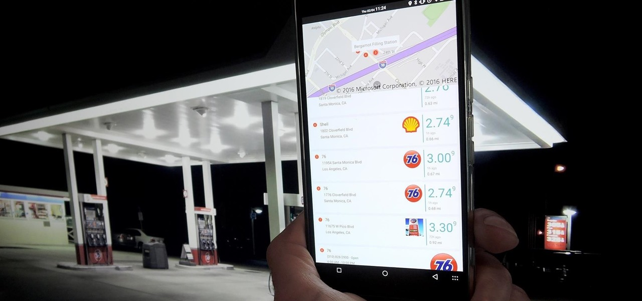 Bing Update for Android & iOS Shows Gas Prices & Deals in Your Area