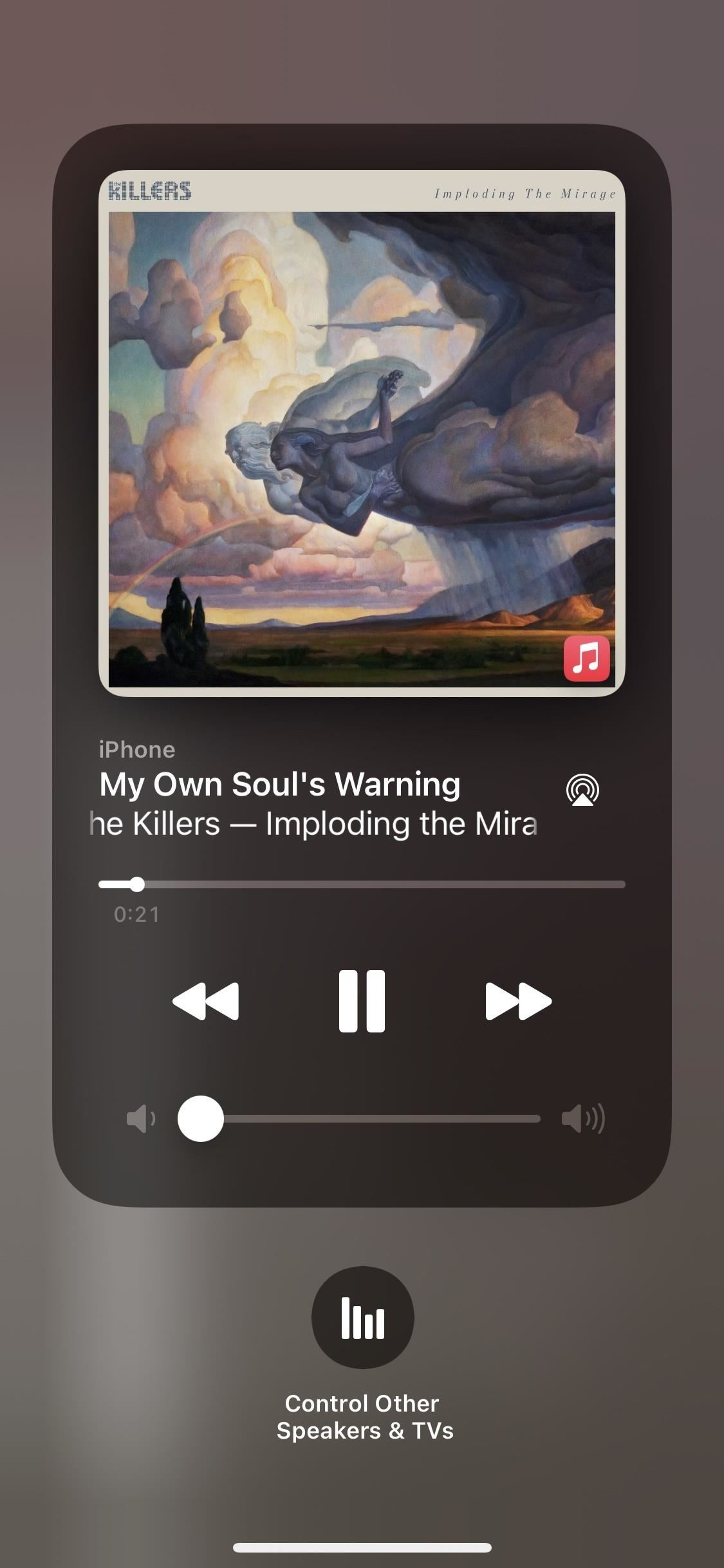Apple's iOS 14.2 Public Beta 1 for iPhone Adds New Control Center Tile for Shazam Music