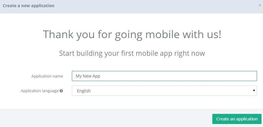 How to Create a Mobile App with Effortix App Builder