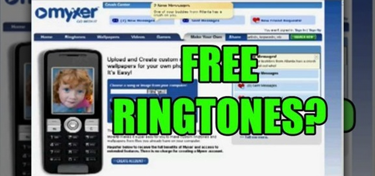 How to download ringtone to your phone - FreeTone