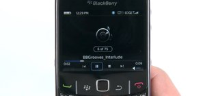 Listen to a ringtone on a BlackBerry Curve 8520
