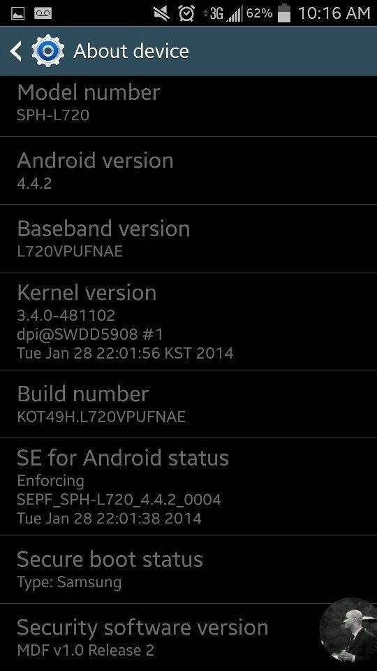 How to Get Back Your Galaxy S4's Missing Apps After Updating to Android 4.4.2 KitKat