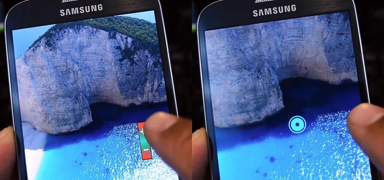Zoom In & Out of Any App Using Just One Finger on Your Samsung Galaxy S4