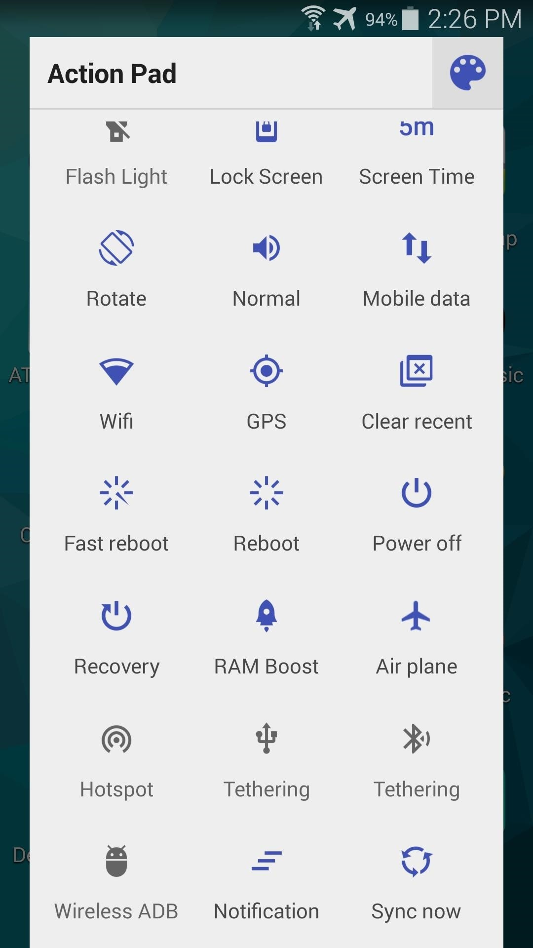 how to get widgets on samsung phone