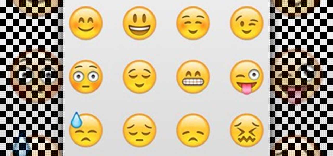 Enable Emoticons on Your iPhone (iOS 5+)