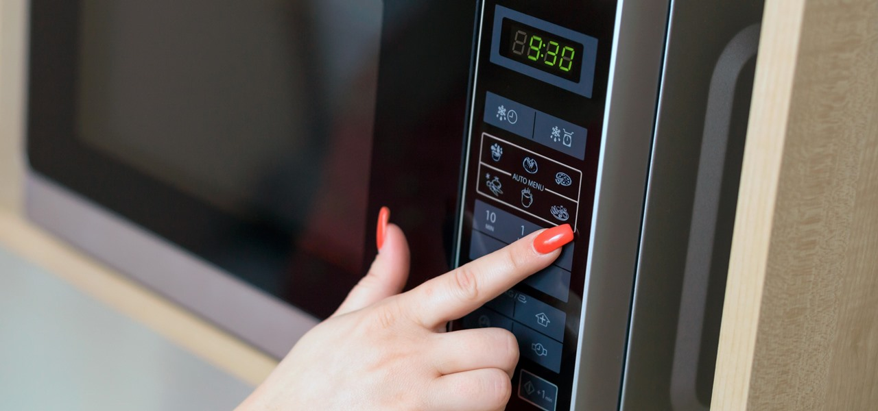The One Microwave Hack Everybody Should Know by Heart