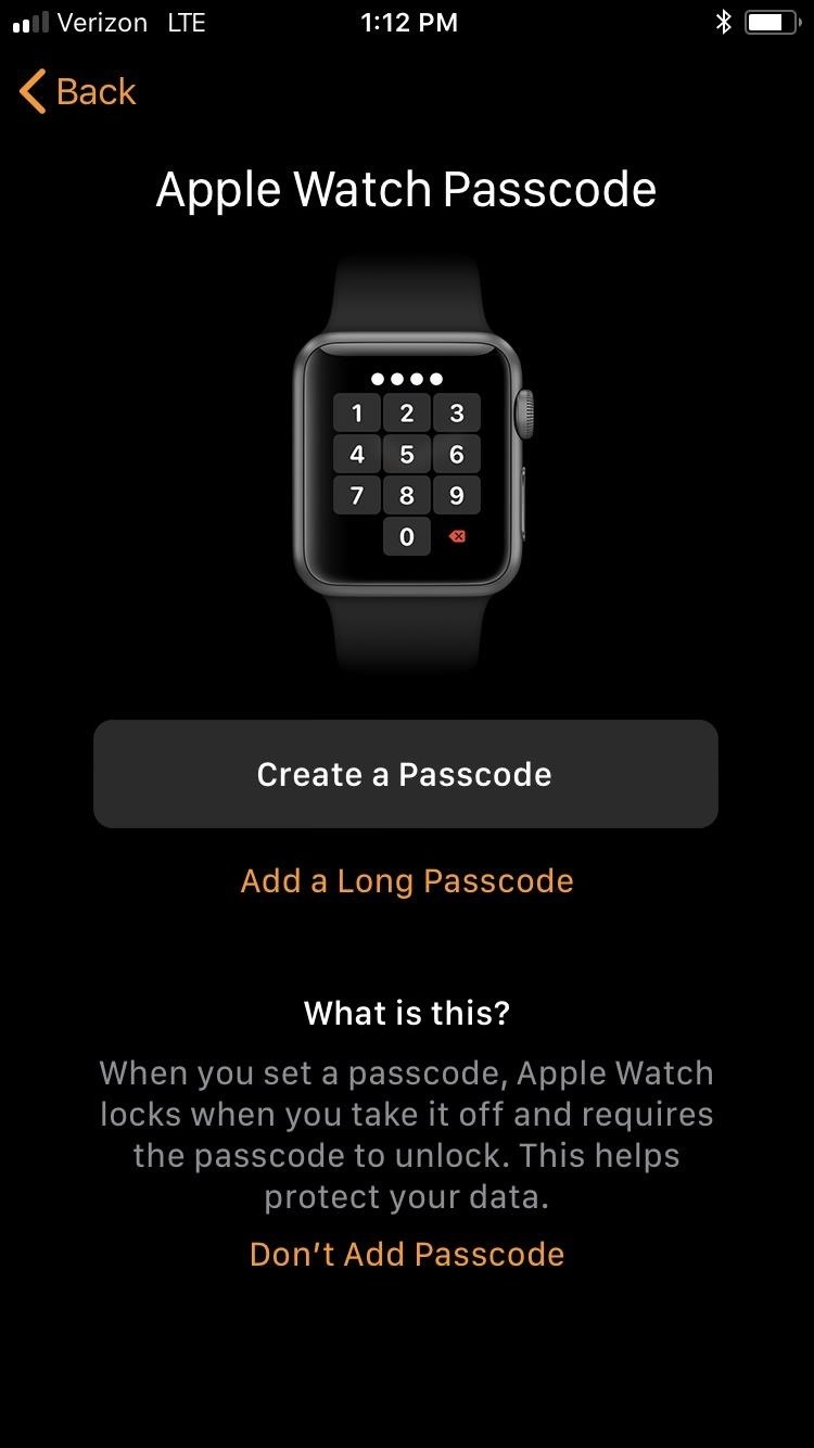 How to lock your Apple Watch with a password to increase security and keep eyes open