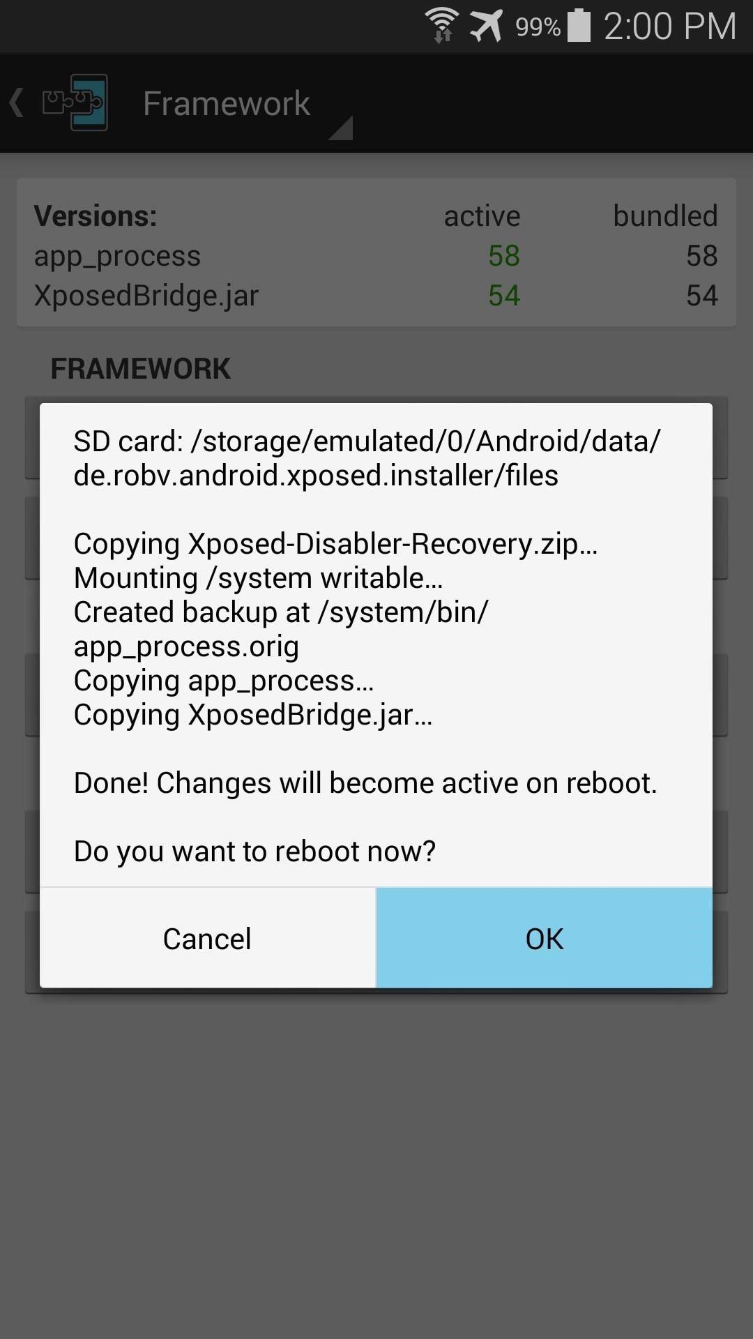 How to Install the Xposed Framework on Your Samsung Galaxy S5