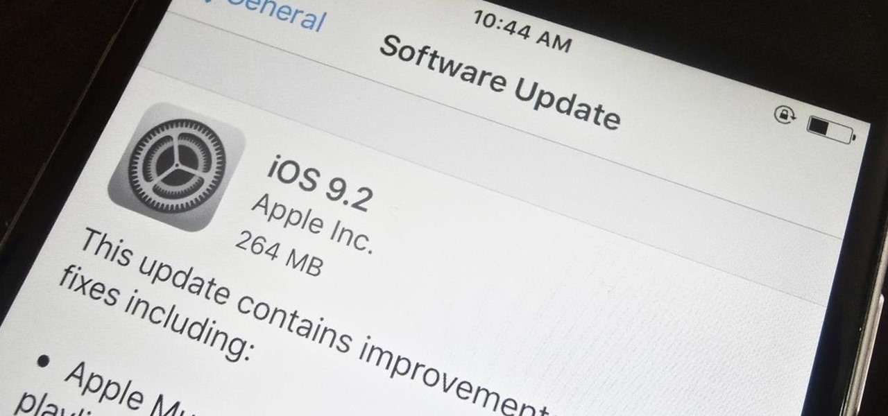 What's New in iOS 9.2 for iPad, iPhone, & iPod touch