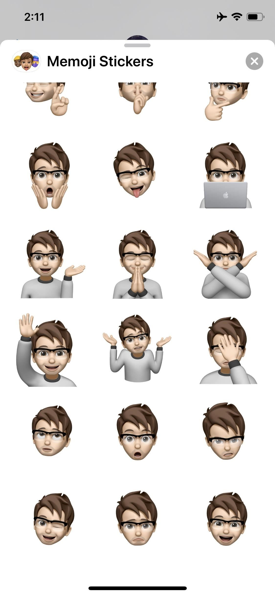 Apple's iOS 13.4 Developer Beta 1 for iPhone Includes New Memoji Stickers & More Convenient Mail Tools