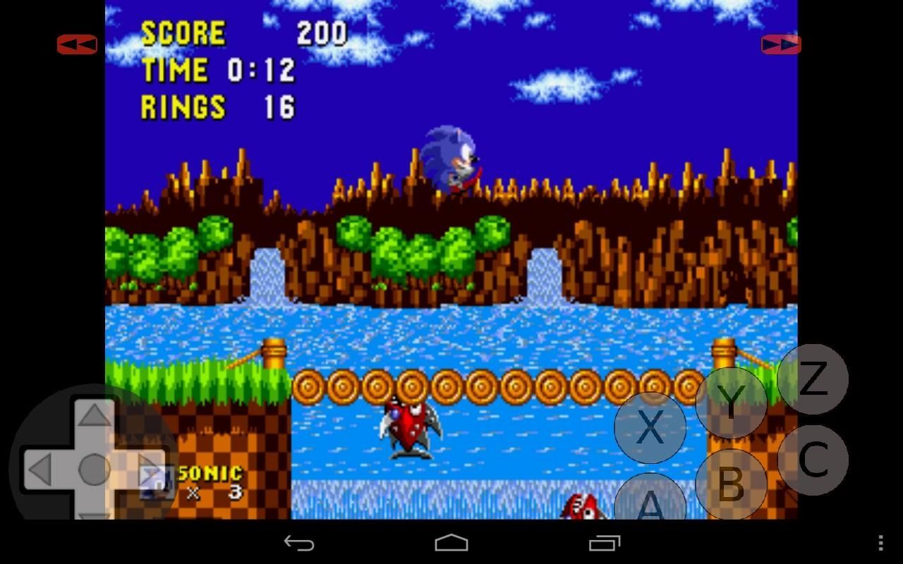 How to Play Sonic the Hedgehog & Other Classic Sega Genesis Games on Your Nexus 7 Tablet