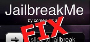 Fix some common errors that happen when using jailbreakme to jailbreak devices
