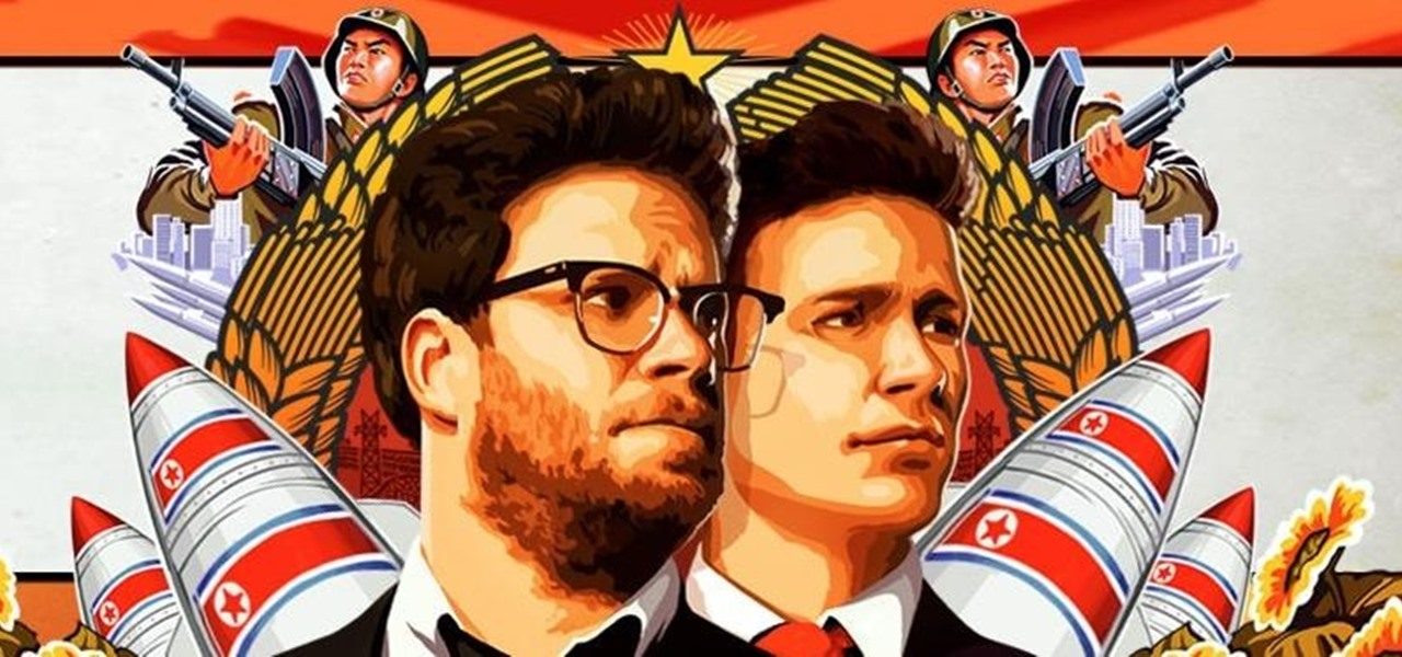 "Watch Sony's ""The Interview"" Right Now (Update: Now on Netflix)"