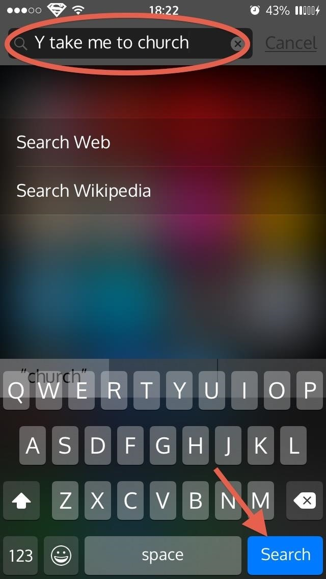 Search Google & YouTube Directly from Spotlight on Your iPhone