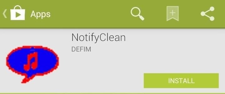 How to De-Clutter the Chaotic Status Bar Icons on Your Samsung Galaxy Note 2
