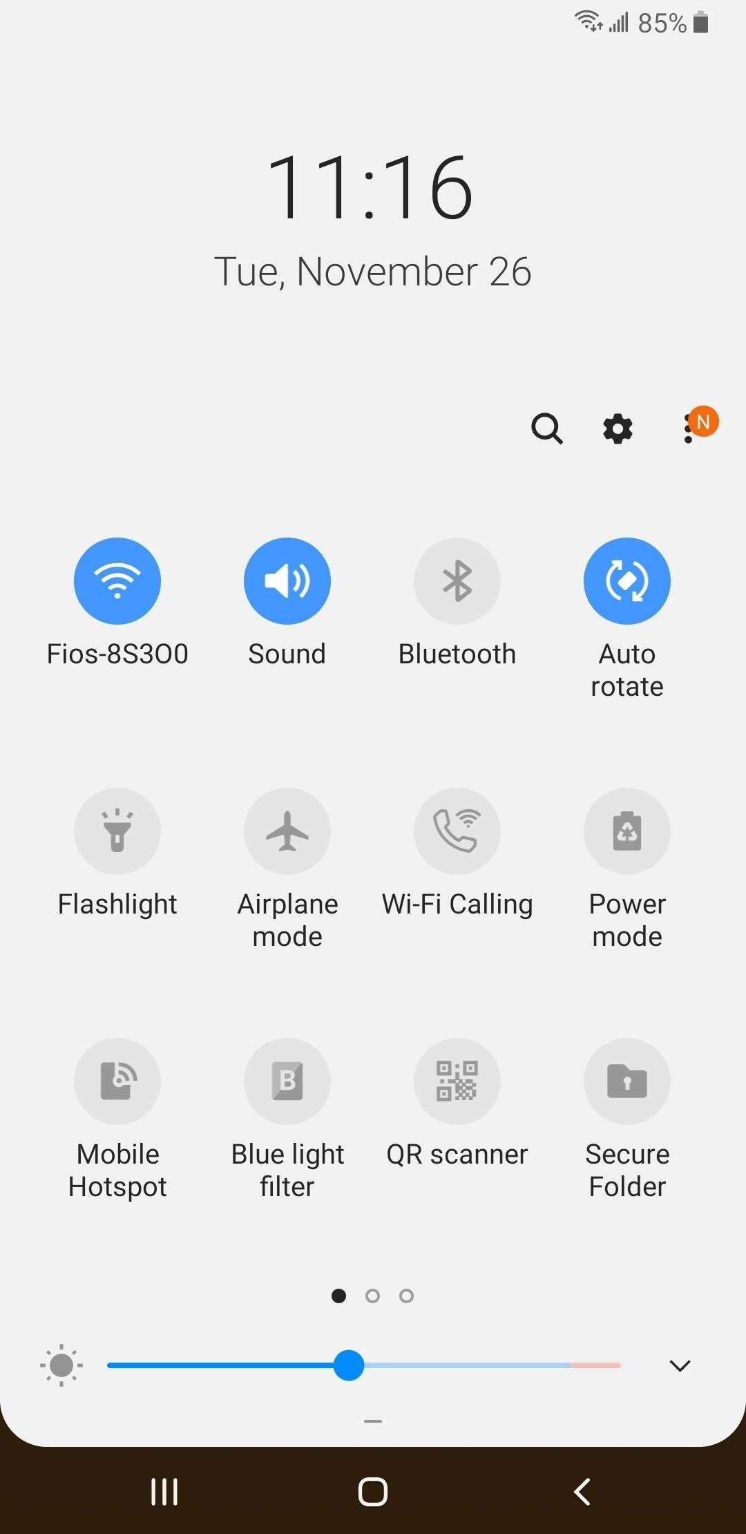All new functions and changes in the Samsung One UI 2 for Galaxy devices