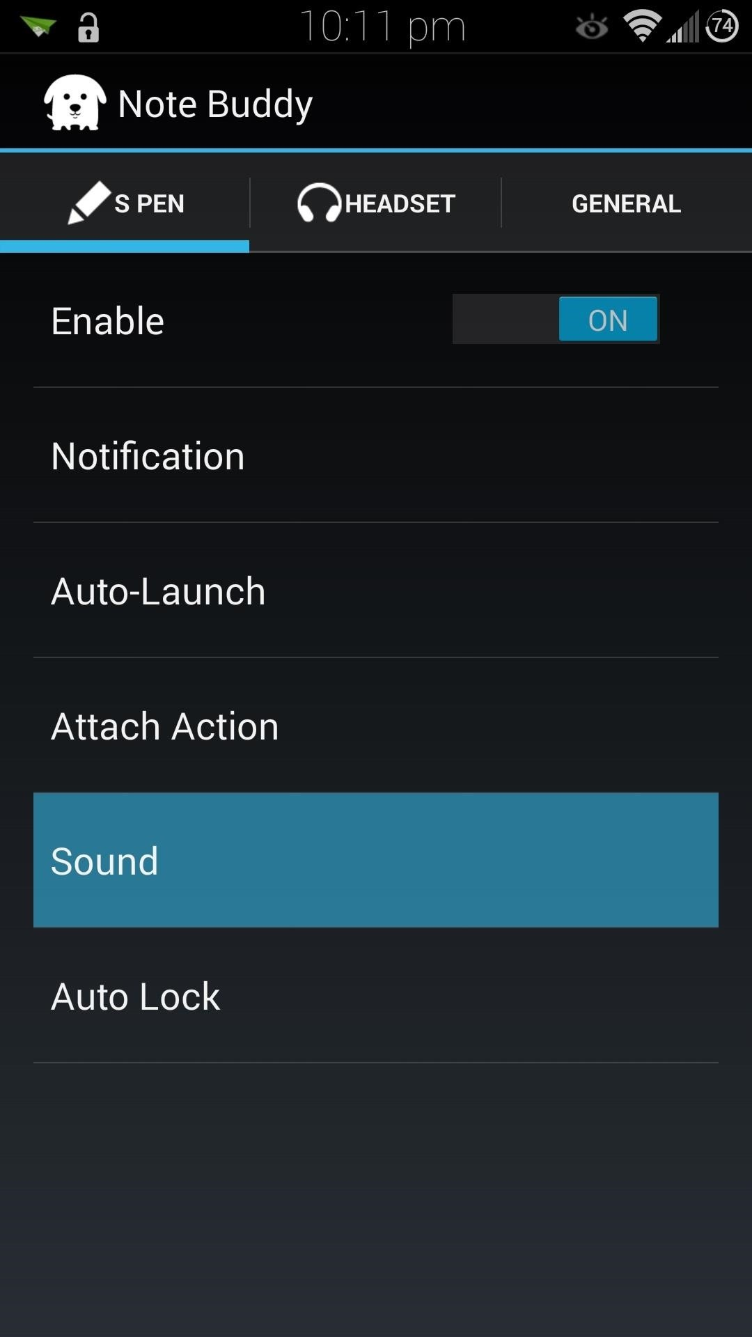 The Ultimate S Pen Customization Tool for Your Galaxy Note 3