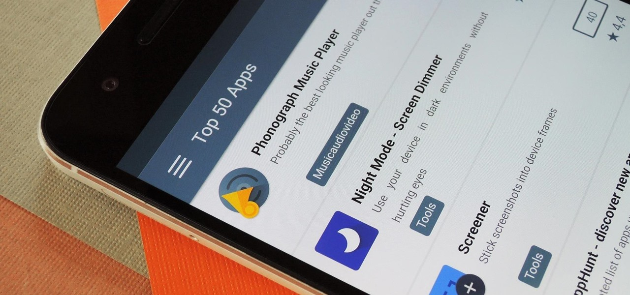 This App Makes Finding Material Design Apps on Google Play Super Easy