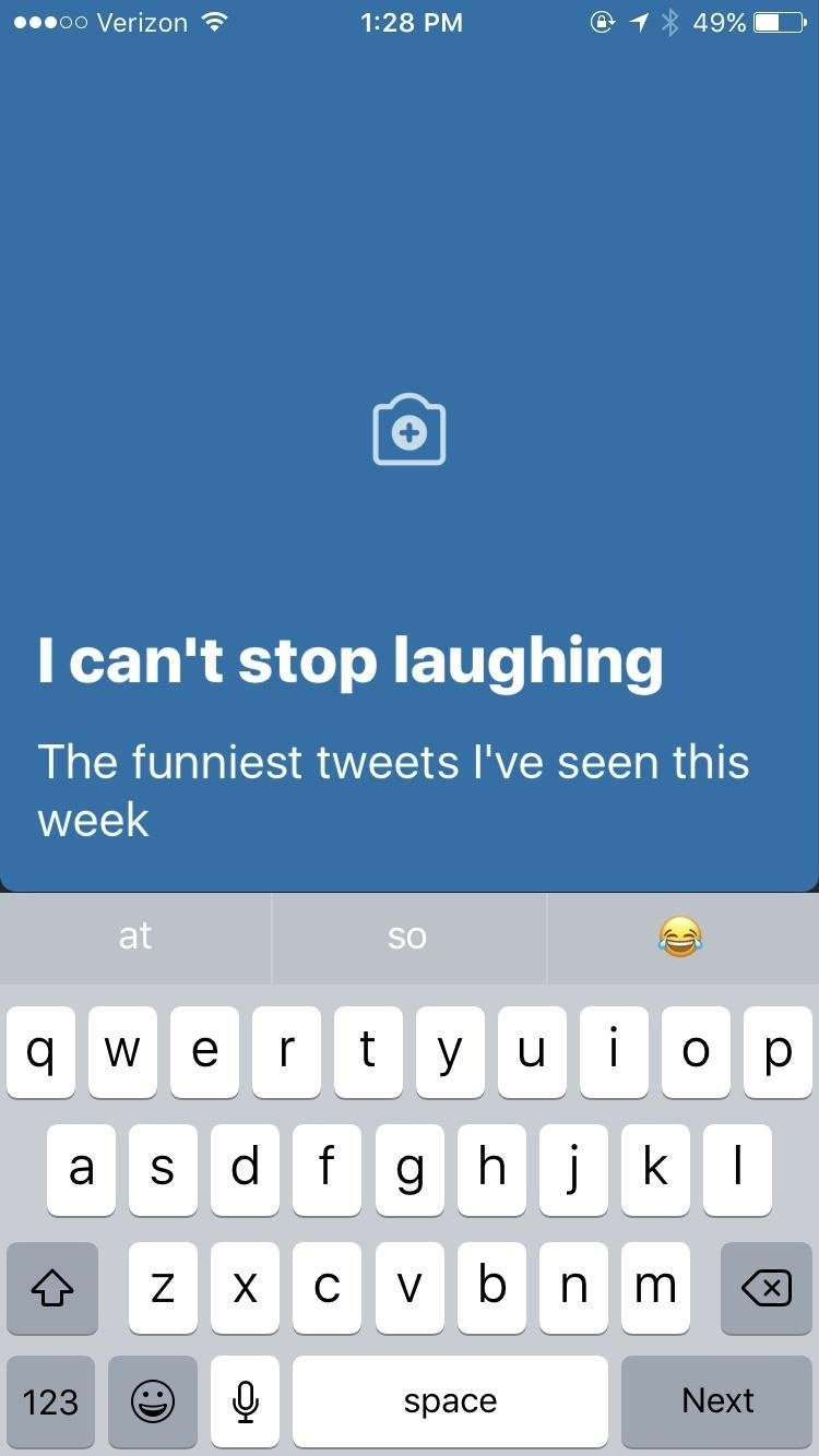 Twitter 101: How to Create Your Own Twitter Moment