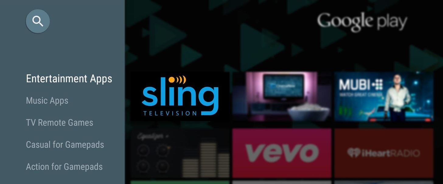 How to Install the Sling TV App on Your Nexus Player