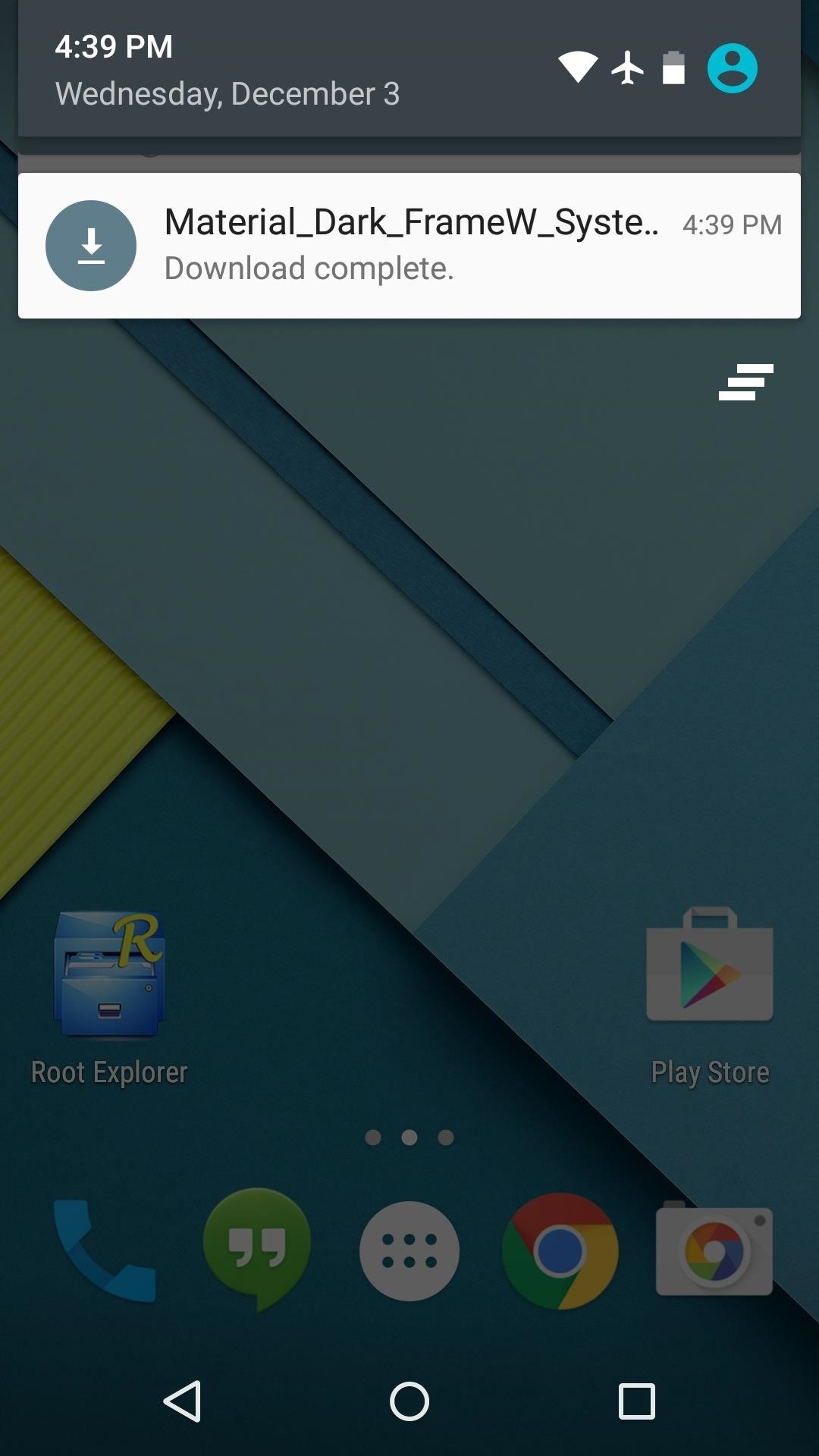 Theme Lollipop on Your Nexus 5 with a Darker Material Design Look