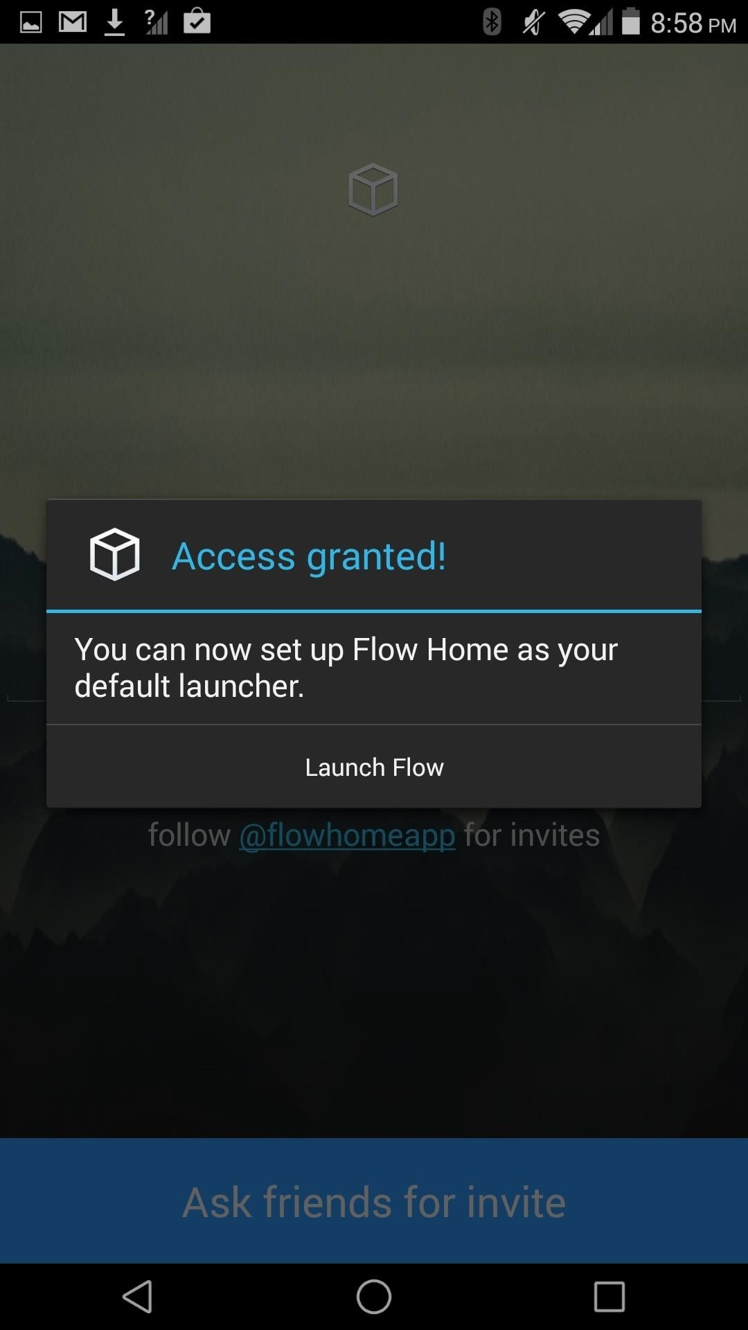 Flow Home Launcher for Android Is Like BlinkFeed, Only Way Better