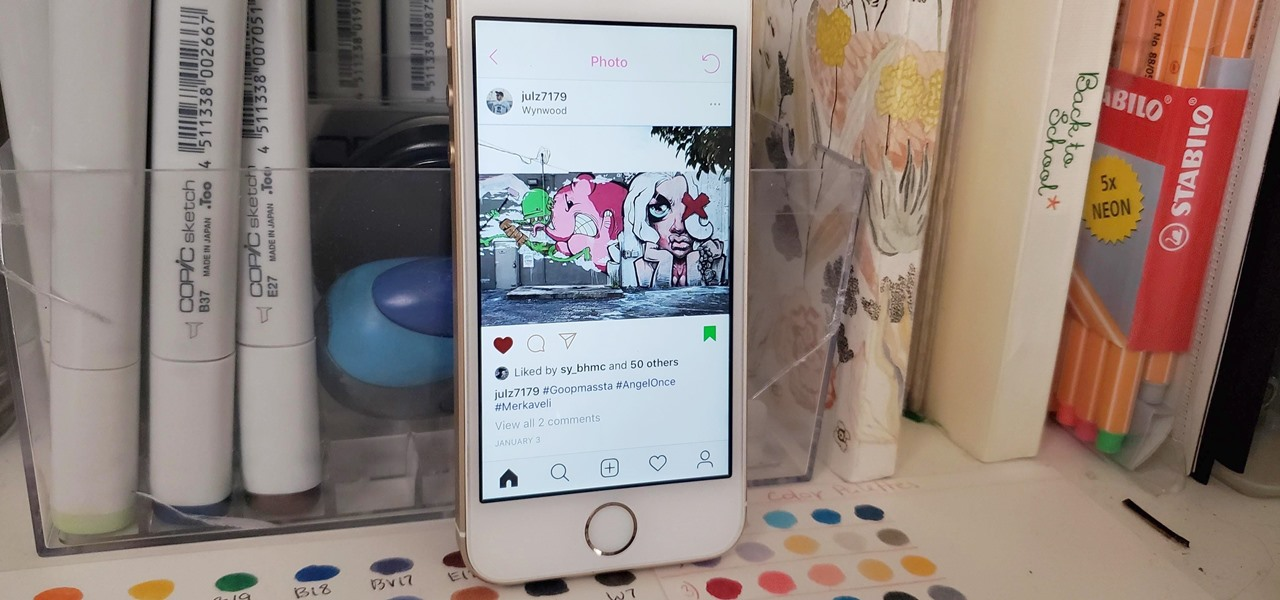Change Instagram's Interface Colors for a More Personalized Experience on Your iPhone