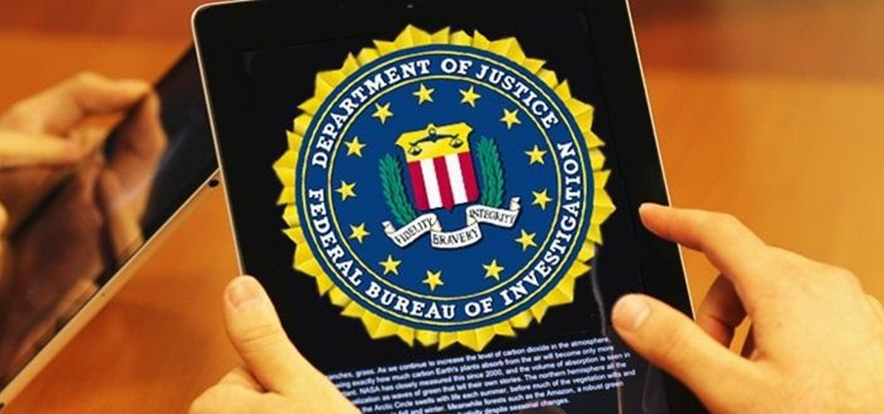 Find Out If the FBI Is Keeping Tabs on Your Apple Device (UPDATED)