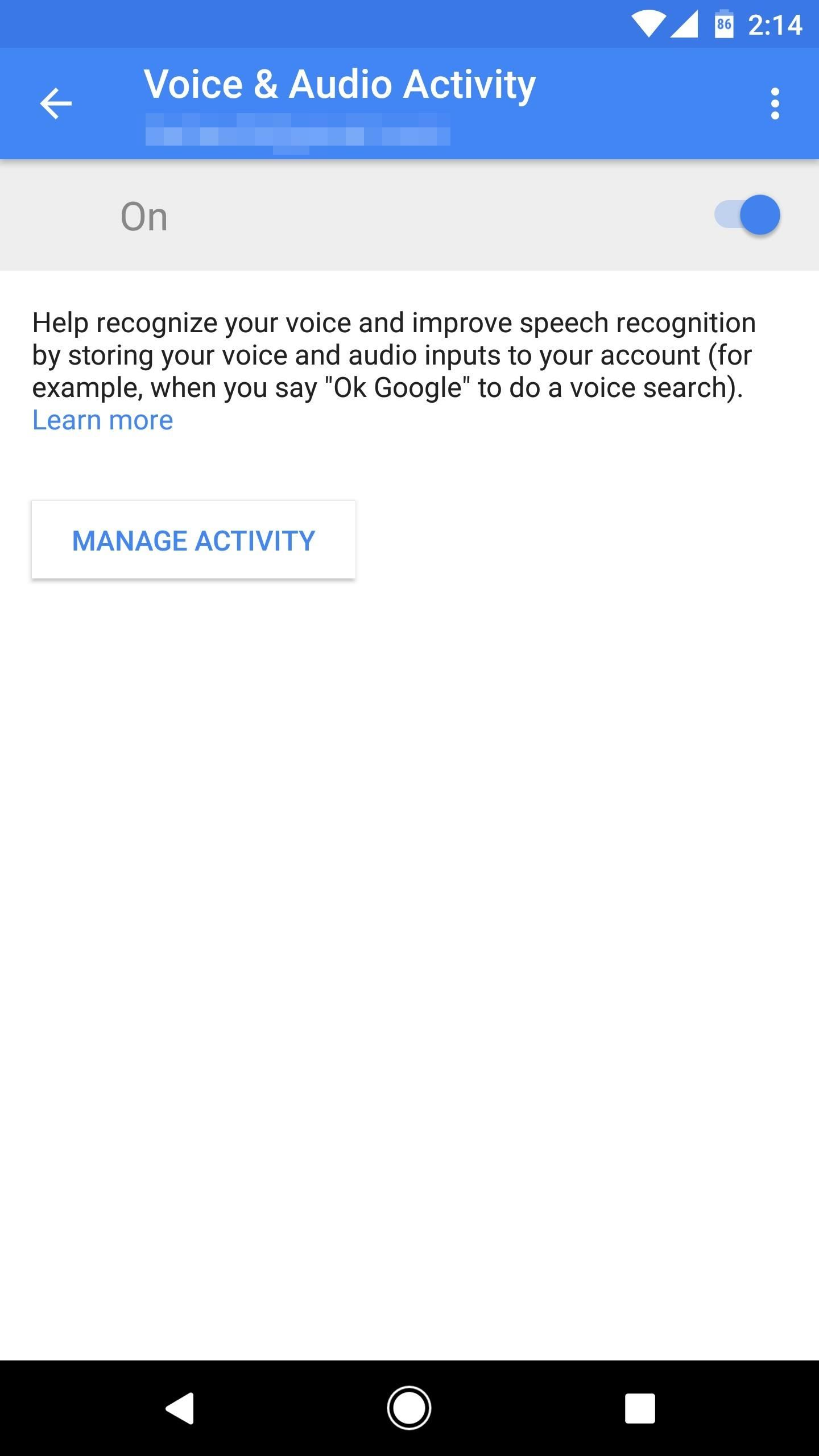 google assistant 101 how to manage account permissions