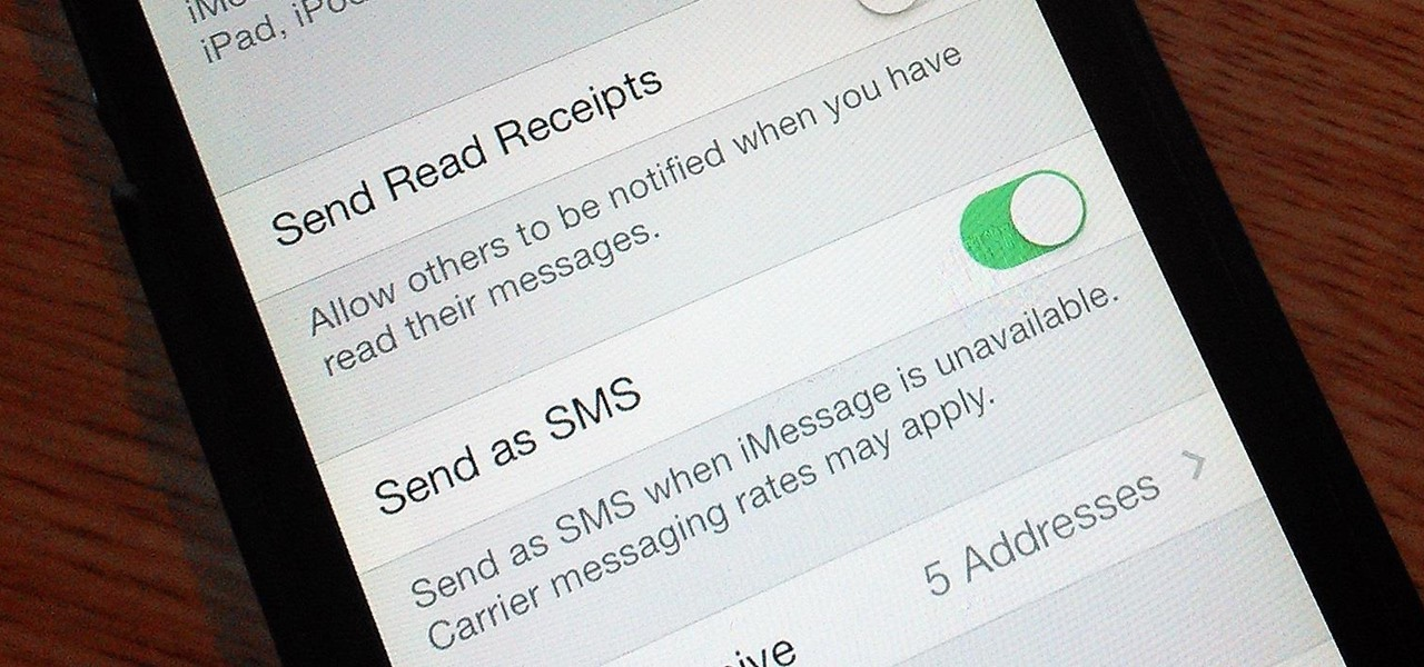 Fix Delayed iMessages & Text Messages After Upgrading to iOS 7