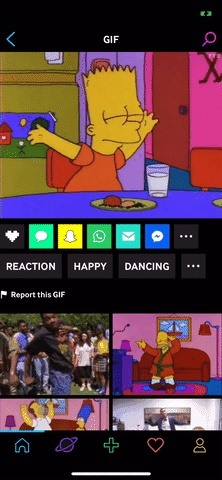 How to set a GIF as a live background image for your iPhone's lock screen