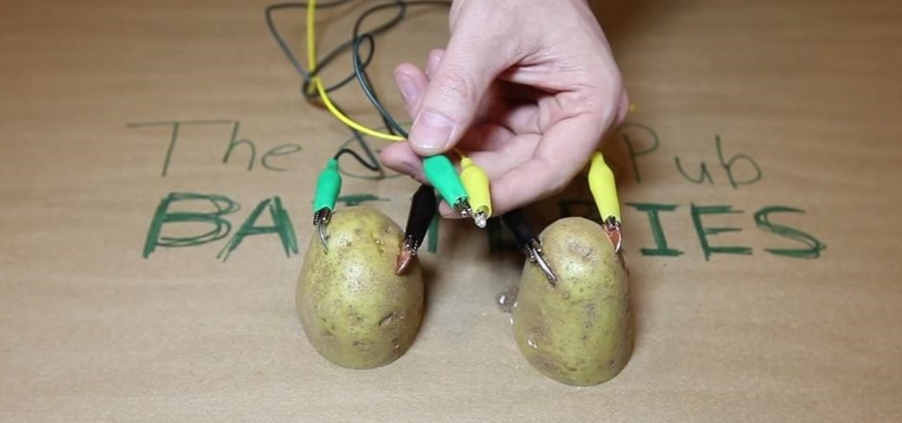 Make a Potato Battery