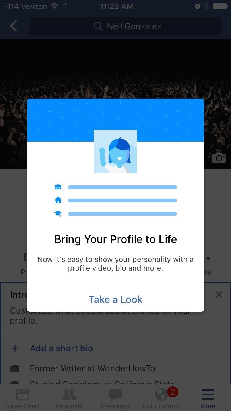 How to Set Video Profile Pics on Facebook