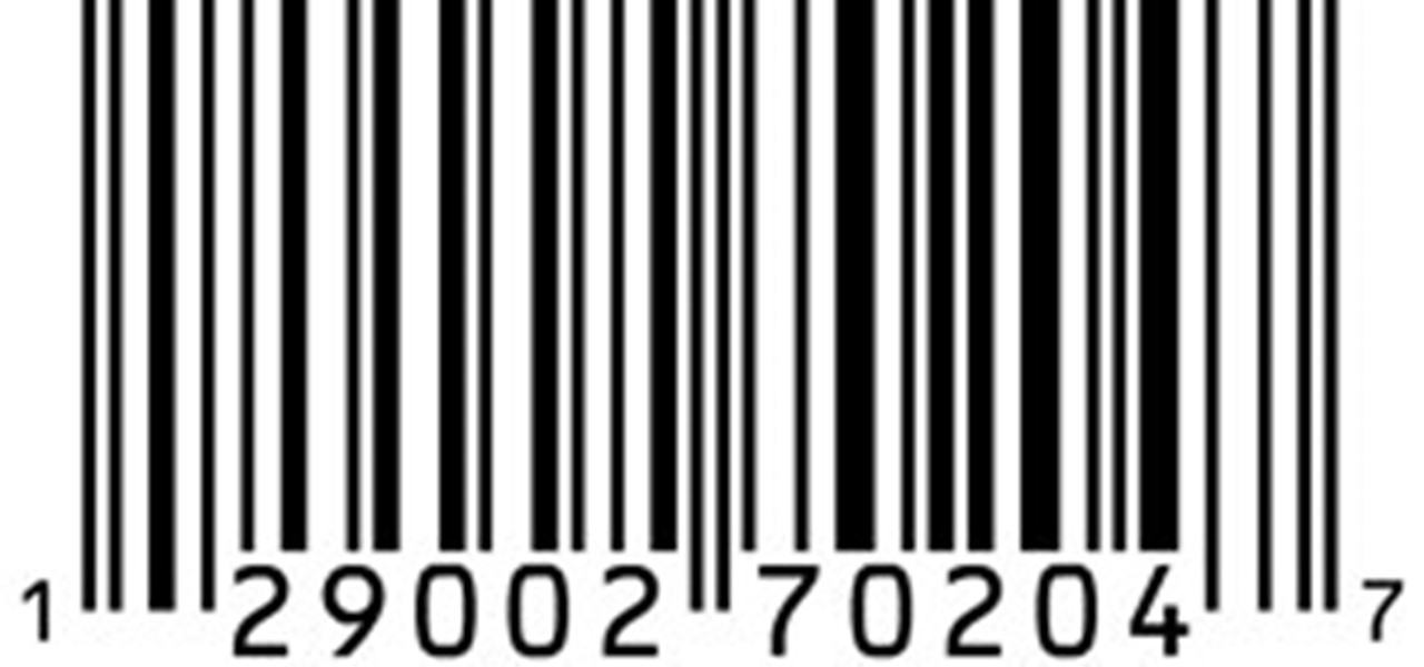 How Much Are You Worth Barcode Yourself To Find Out Internet