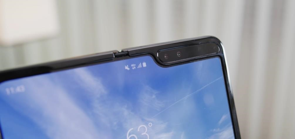 [Update]   Launch Delayed: Meet Samsam's Crazy, Innovative (and possibly Defective) Galaxy Fold