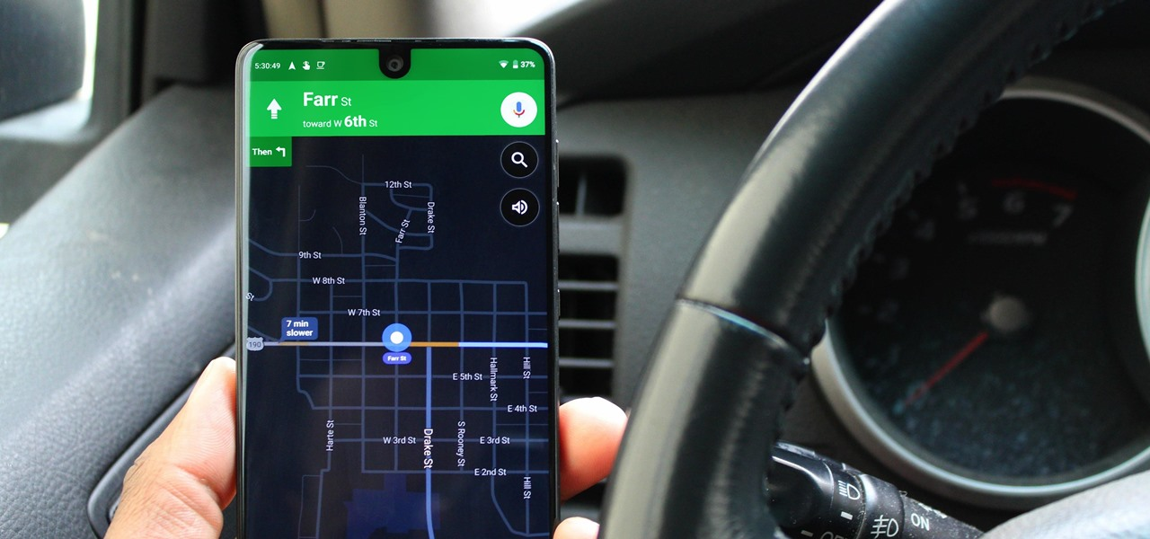 Enable Dark Mode in Google Maps on iPhone & Android