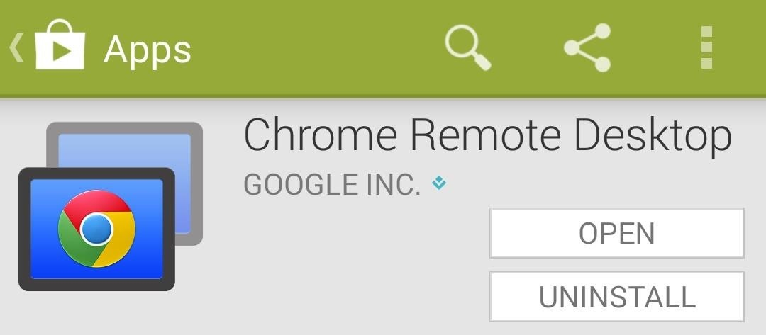 How to Access & Control Your Computer Remotely with Your Nexus 5