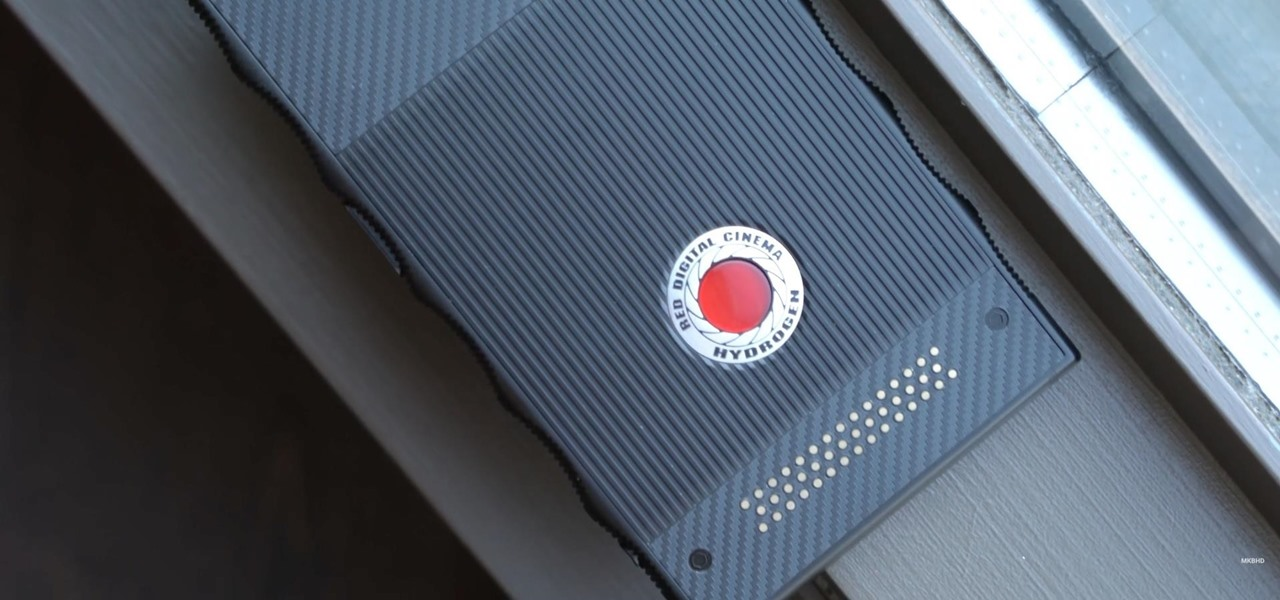 Latest News & Leaks on the RED Hydrogen One — Holographic Display, Dual SIM & More
