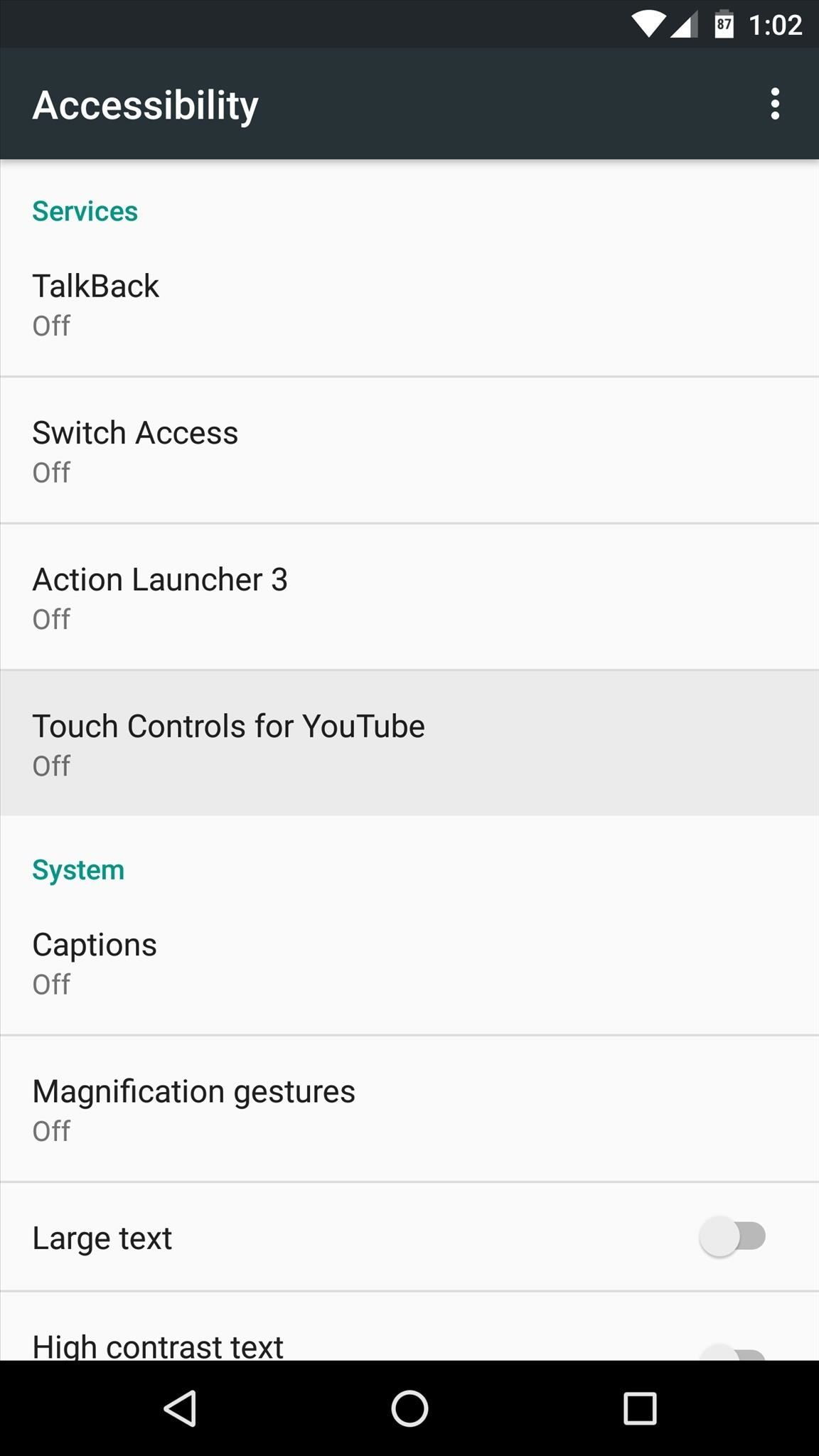Get Sliding Gestures for Seamless Volume Control on YouTube