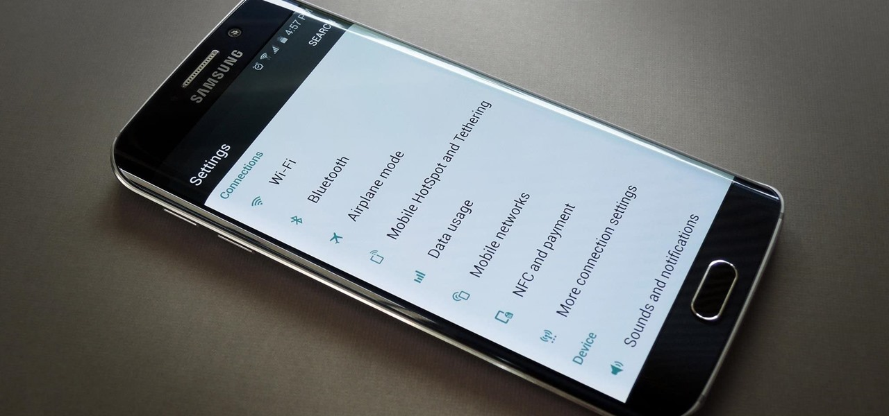 Remove TouchWiz on Your Galaxy S6 for a Clean, Stock Android Look