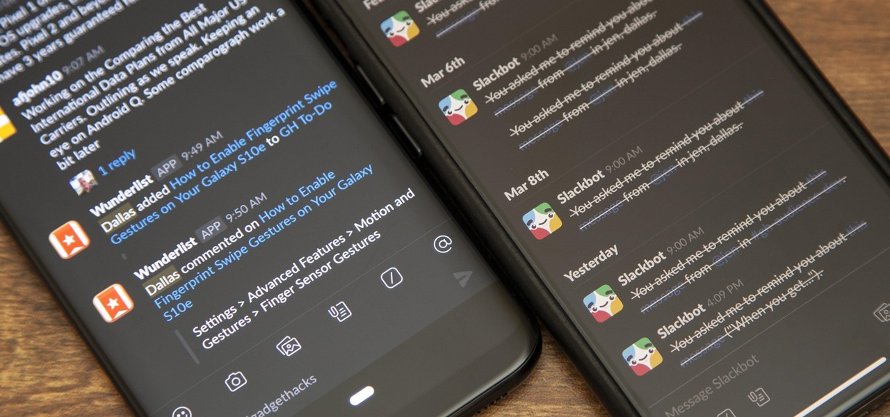Get Dark Mode in Slack on Your iPhone or Android Phone