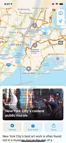 8 Big Apple Maps Features iOS 14.5 Brings to Your iPhone