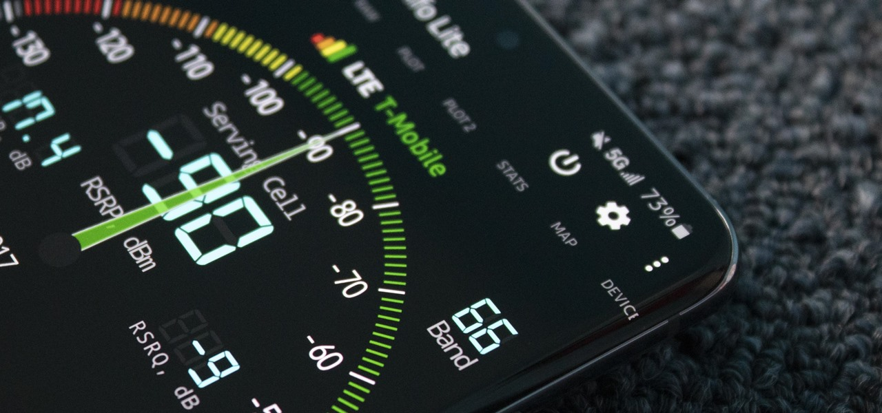 Manually Switch to a Different LTE Band on Any Samsung Galaxy Phone