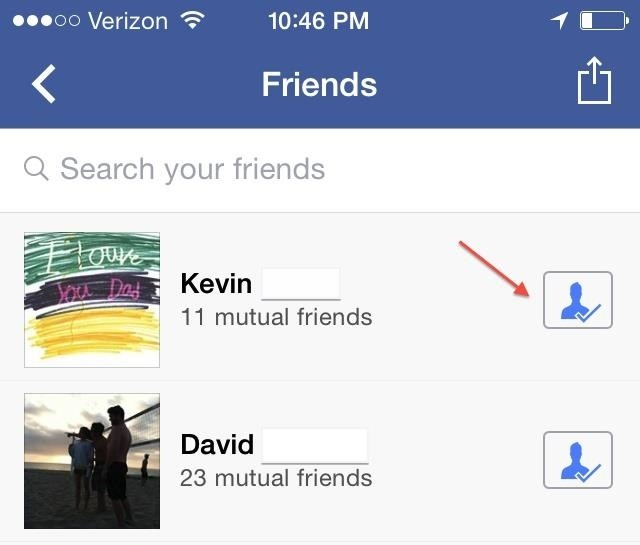 The Single Best Way to Keep Your Facebook Friends List Clean