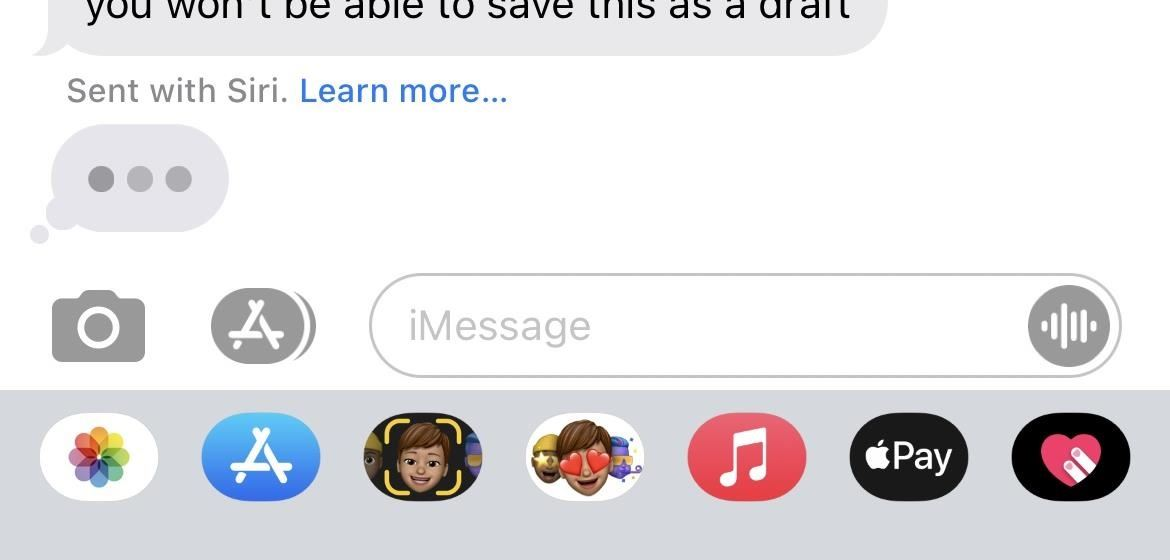 How to Disable the iMessage Typing Bubble Indicator So Others Don't Know You're Currently Active in the Chat