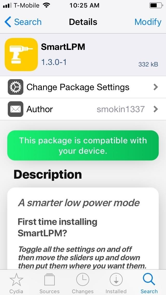 Automatically Enable Low Power Mode When Your iPhone Is Locked to Save Battery Life