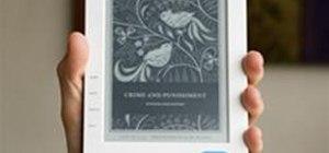Copy an eBook to a Kobo Wireless eReader (ePub, PDF, TXT)