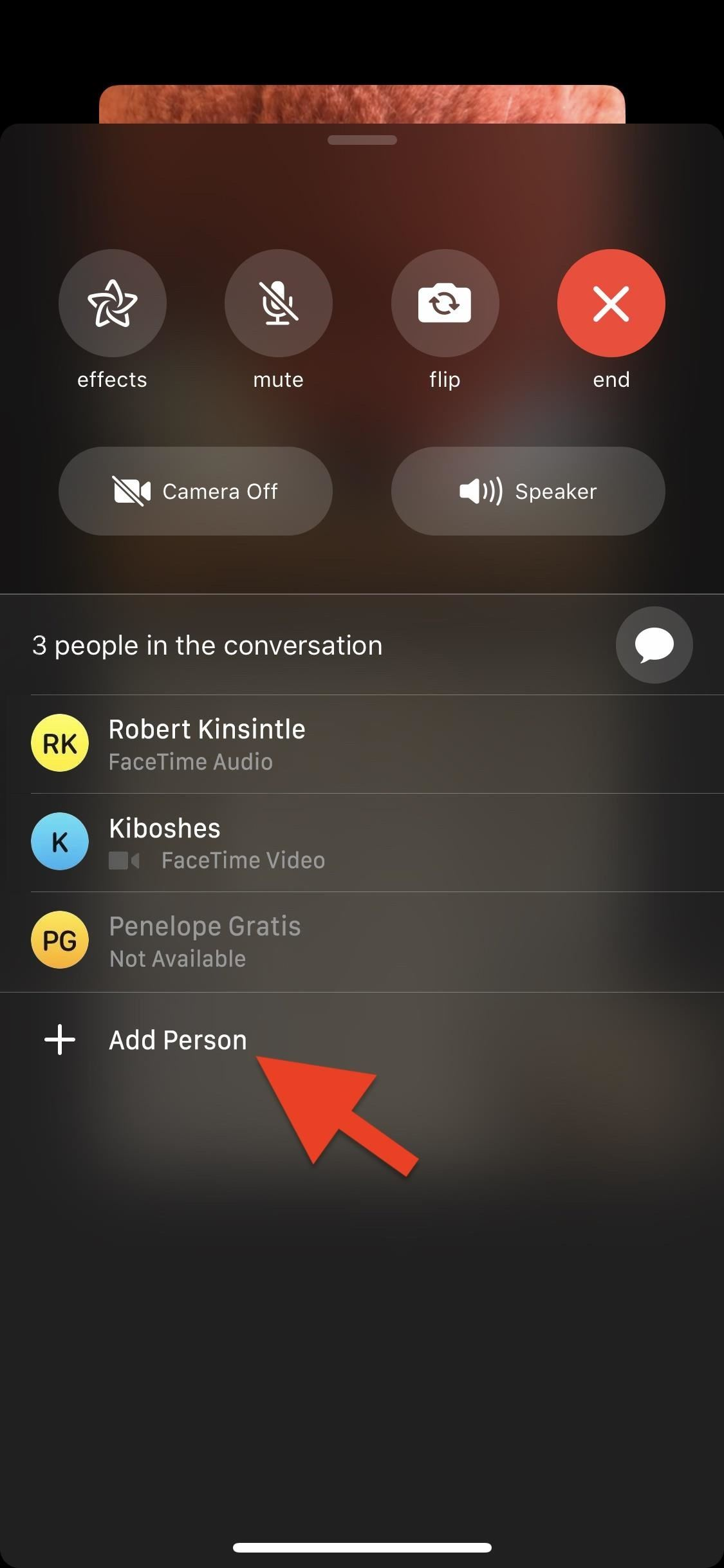 How To Use Facetime S Group Chat On Your Iphone To Talk To More Than