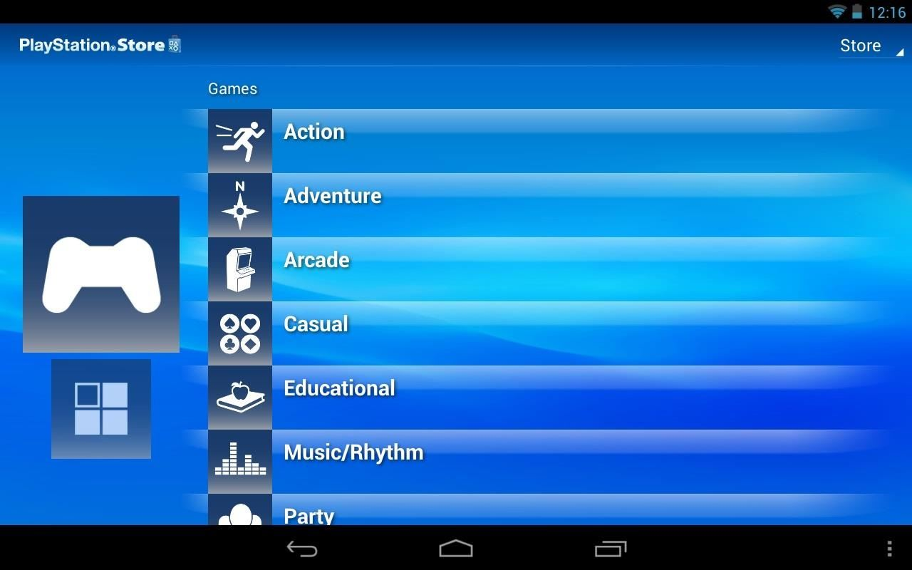 How to Install Sony's PlayStation Mobile (PSM) Store on Your Nexus 7 Tablet for Free Mini-Games