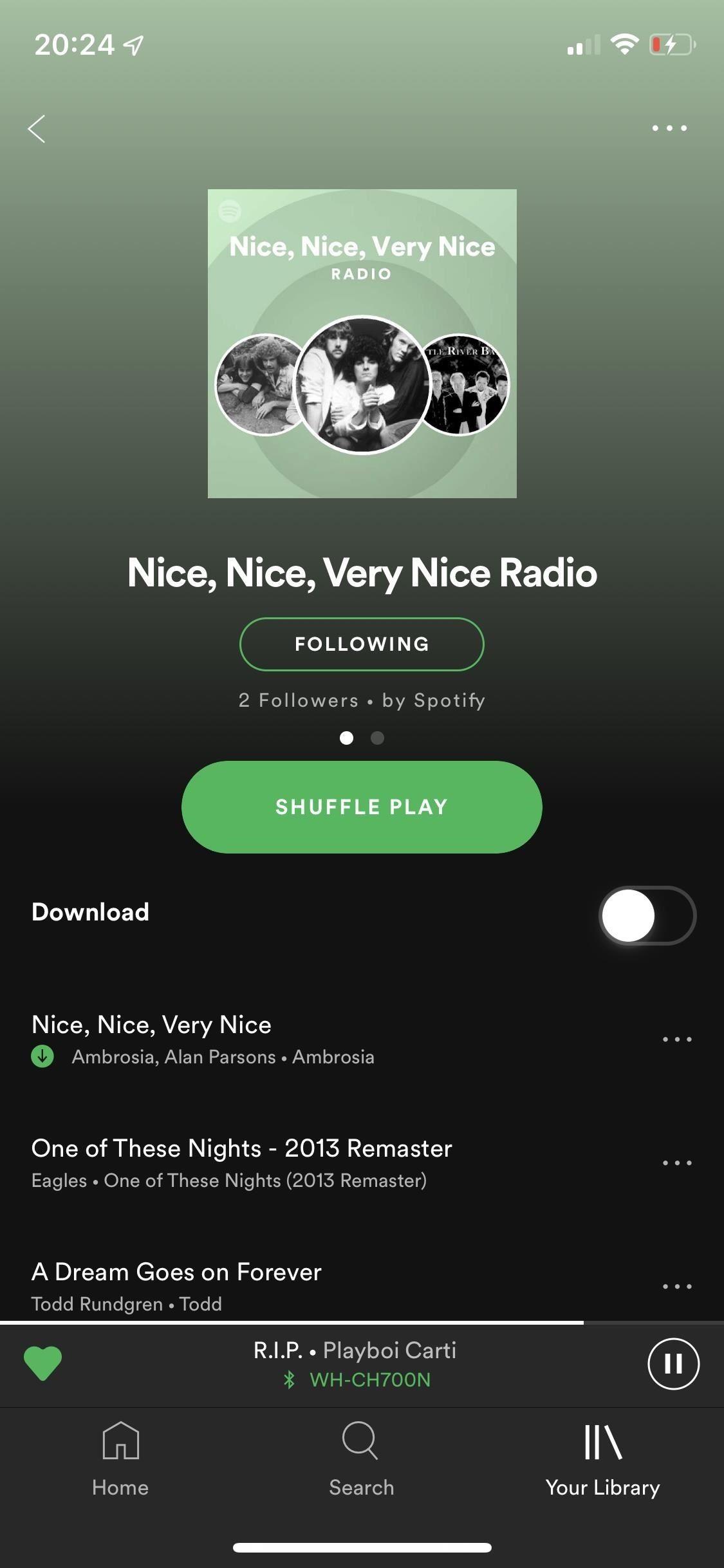 Meilleurs services de diffusion musicale: Spotify contre Apple contre Pandora contre Tidal contre Deezer contre Amazon